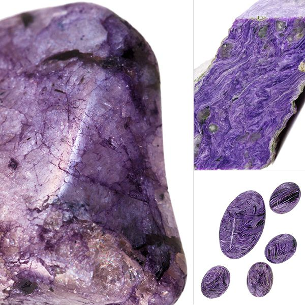 Charoite Jewelry by Offerings Jewelry