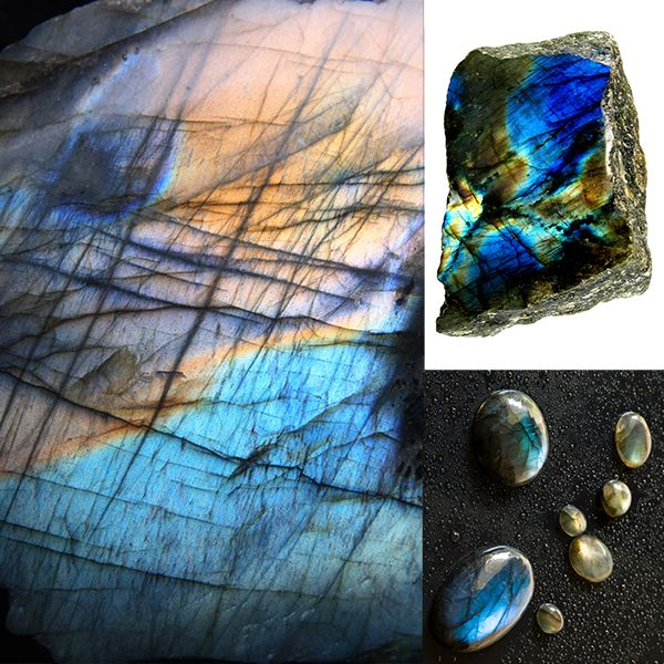 Labradorite Jewelry by Offerings Jewelry