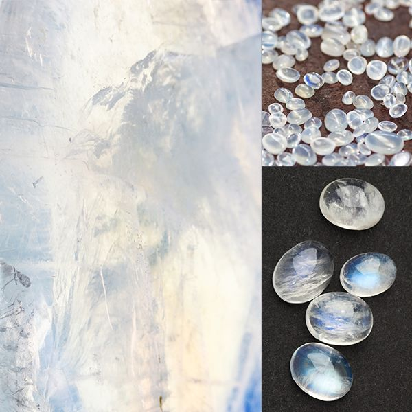 Moonstone Jewelry by Offerings Jewelry