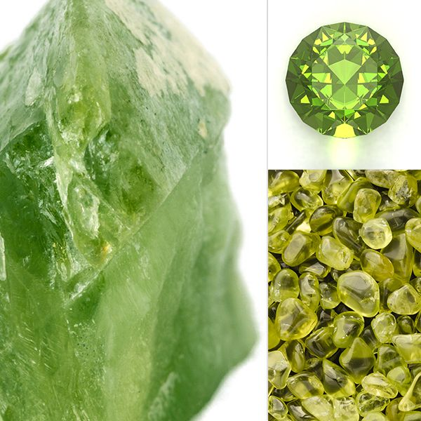 Peridot Jewelry by Offerings Jewelry
