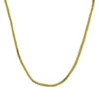 "18"" Vermeil Necklace"