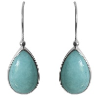 Peruvian Amazonite Earrings