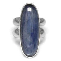 Kyanite Sterling Silver Ring